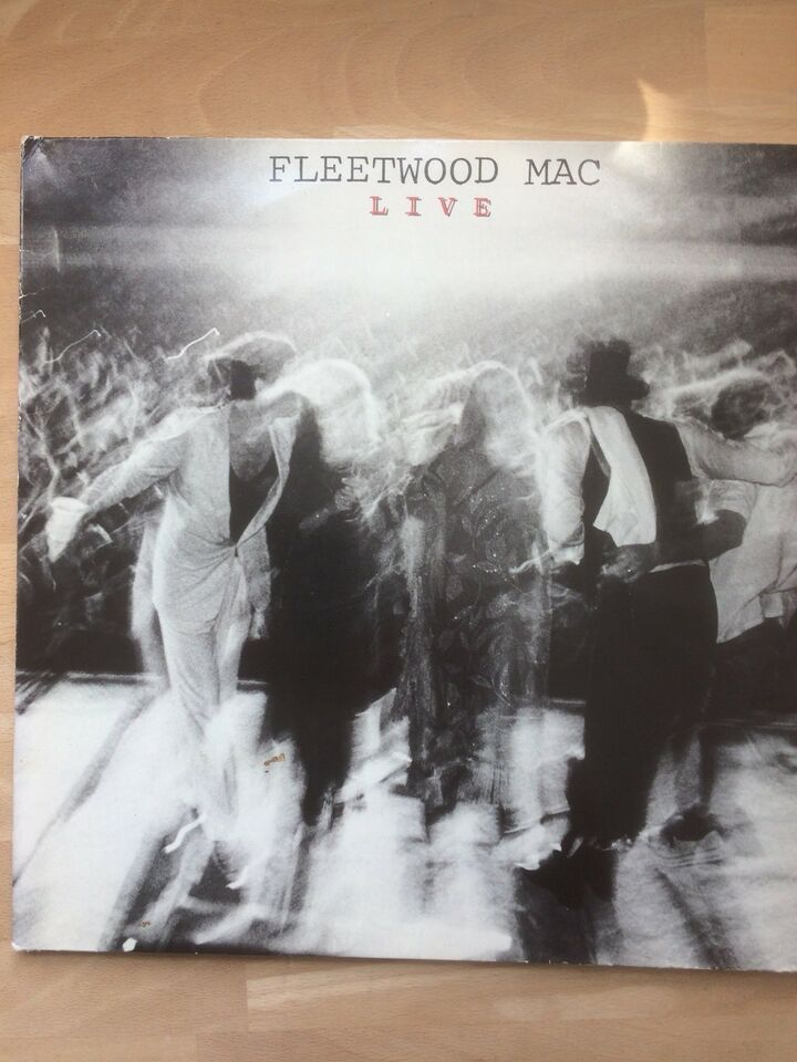LP, Fleetwood Mac, Live