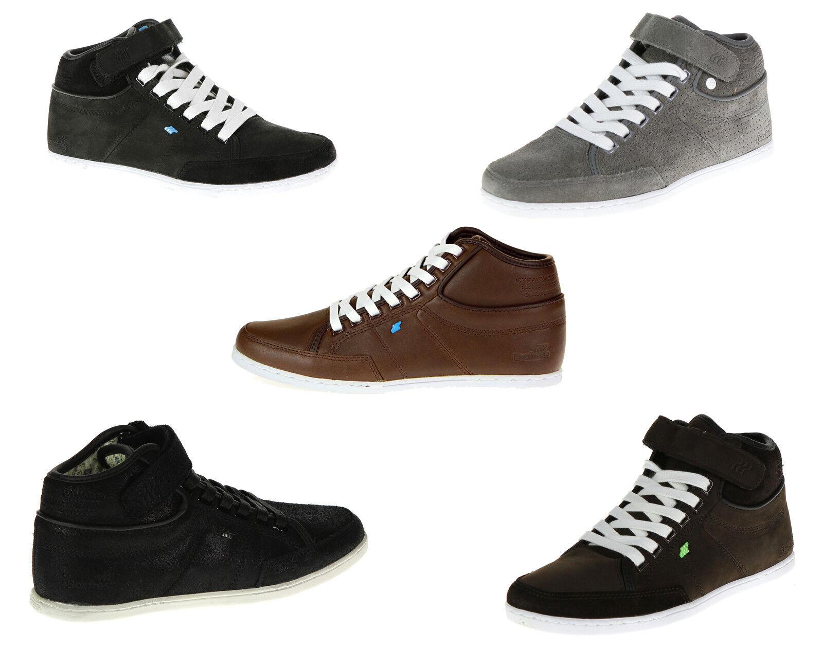 Boxfresh Damen Leder Trend Sneakers Schuhe Stiefel Swapp, Swich