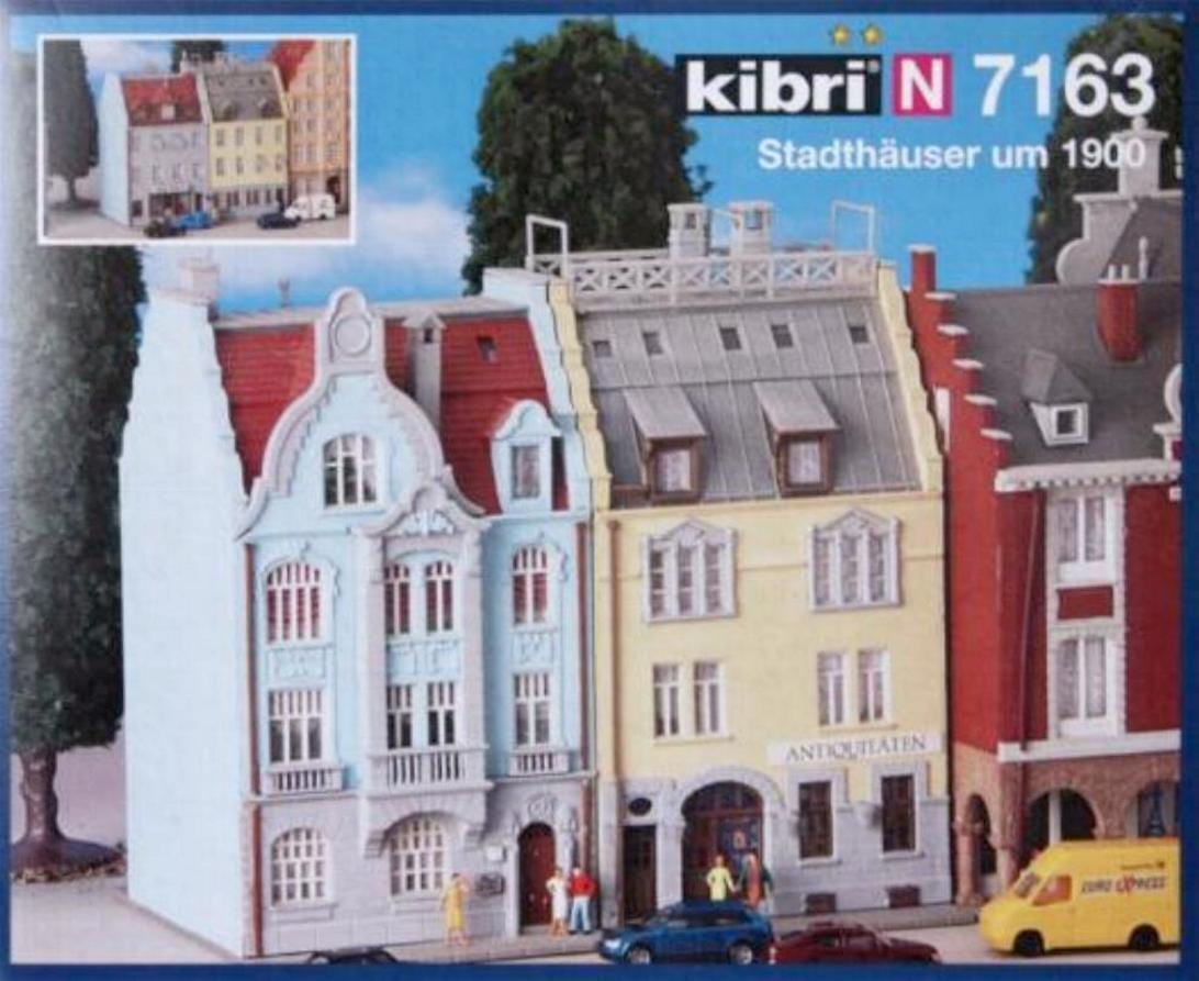 Faller N 232387    Stadthäuser Beethovenstraße 140x75x123mm NEU OVP Teile & Zubehör