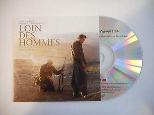 NICK-CAVE-amp-WARREN-ALLIS-LOIN-DES-HOMMES-ORIGINAL-CD-ALBUM-PORT-GRATUIT