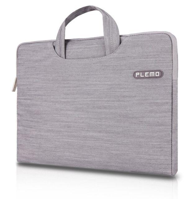 Plemo 15-15.6 Inch Laptop Sleeve Case Waterproof Fabric Bag for MacBook Pro /...