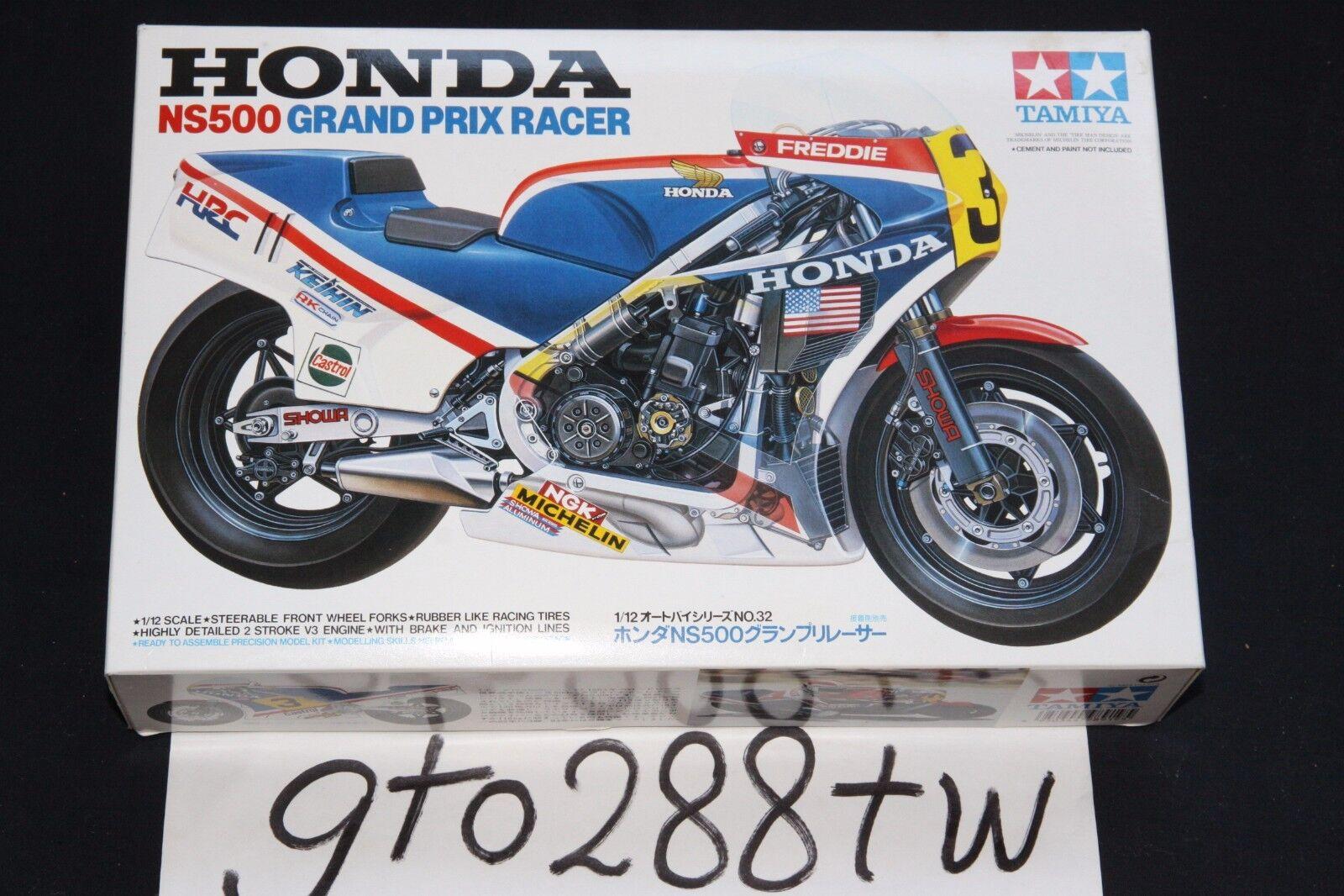 TAMIYA 1  12 Honda NS500 Grand Prix Racer 1983 GP Champion Fröddie Spencer