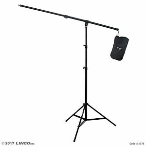 Image is loading Boom-Arm-Sand-Bag-Photography-Studio-Video-With-  sc 1 st  eBay & Boom Arm Sand Bag Photography Studio Video With Lighting Boom ...