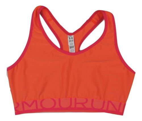 Under Armour Women/'s UA Still Gotta Have It Sports Bra 1257677 XS, Pink