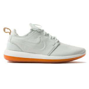 purchase cheap d24dd 2cff2 Image is loading Nike-ROSHE-TWO-LEATHER-PRM-881987-100-Ice-