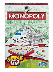 Monopoly Viaje - Juego de mesa - 8 AÑOS+