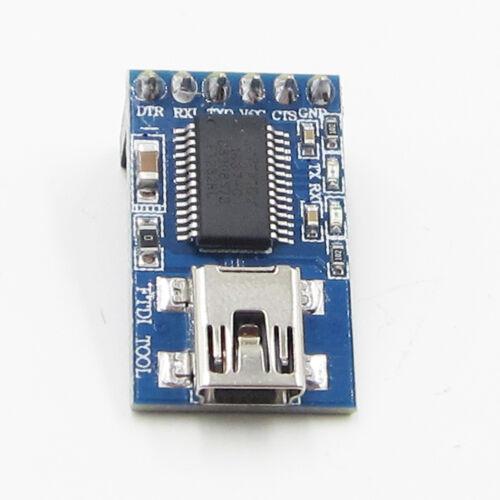 FTDI FT232r Basic Ausbruch USB-TTL 3.3v 5v For Arduino Pro Mini MWC MultiWii AHS