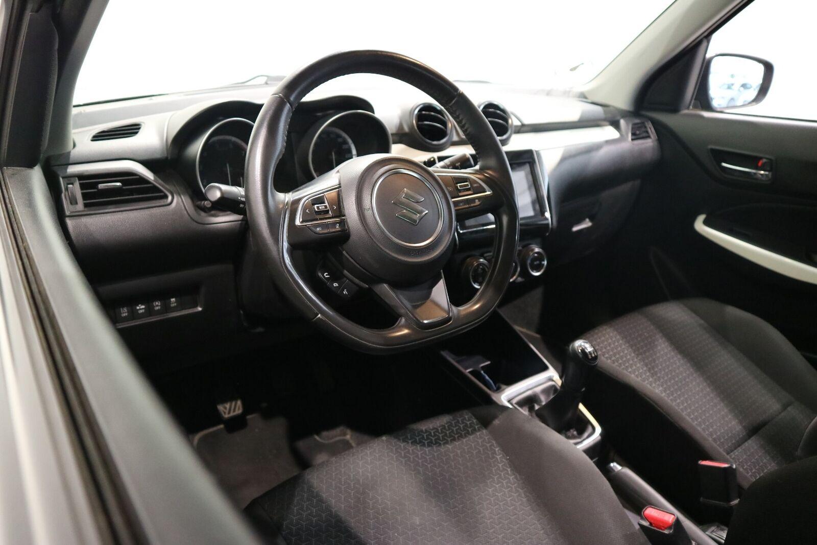 Suzuki Swift 1,2 Dualjet Exclusive SHVS - billede 8