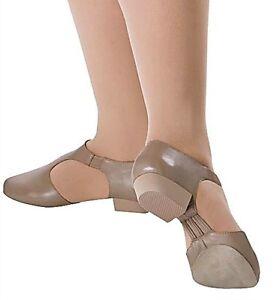 Leo's 7206 Adult Size 3M Suntan Amore Jazz Sandals