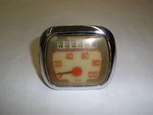 Veglia-Speedometer-for-Lambretta-amp-Vespa-NEW-OLD-STOCK-Original-Rare-1038