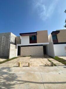 Casas en Venta en Conkal Yucatan en Priv. Zendera