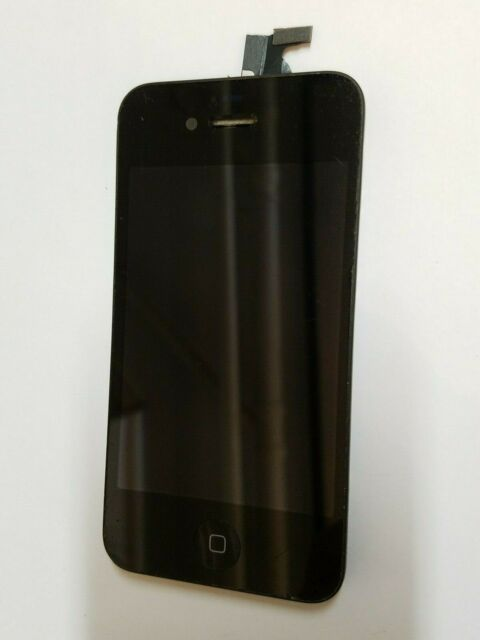 For Apple iPhone 4S Black Screen Replacement Original Part ...