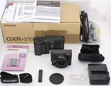 MINT IN BOX RICOH GXR 10.0MP w/ S10 Kit 24-72mm f/2.5-4.4 , SD Card from Japan