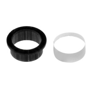 6//8 Times Lens Archery Clarifier Lens For 37 or 45 Degree Hooded Peep Sight