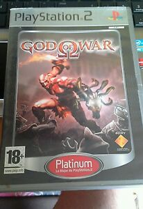 LOTE DE  2 JUEGOS DE PLAY STATION 2 GOD OF WAR 1 Y 2