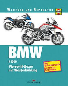 BMW R 1200 GS ab 2010  Reparaturanleitung Handbuch