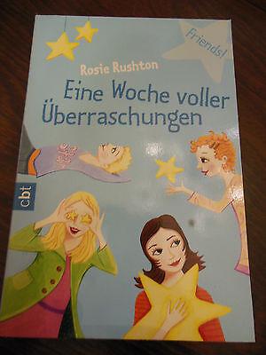 """""""eine Woche Voller Überraschungen"""" Rosie Rushton, Tb"""