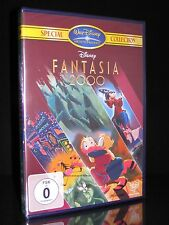 DVD WALT DISNEY - FANTASIA 2000 - SPECIAL COLLECTION - Ein Disney Meisterwerk **