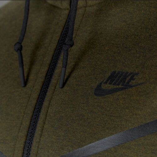 Hoodie 330 Nike Loden 805144 Windrunner Men's Fleece Tech Size Dark Large v71w4I