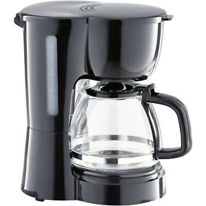 Details About 5 Cup 700W Coffee Maker U0026 Pot, Black Energy Saving Electric  Kitchen Appliance