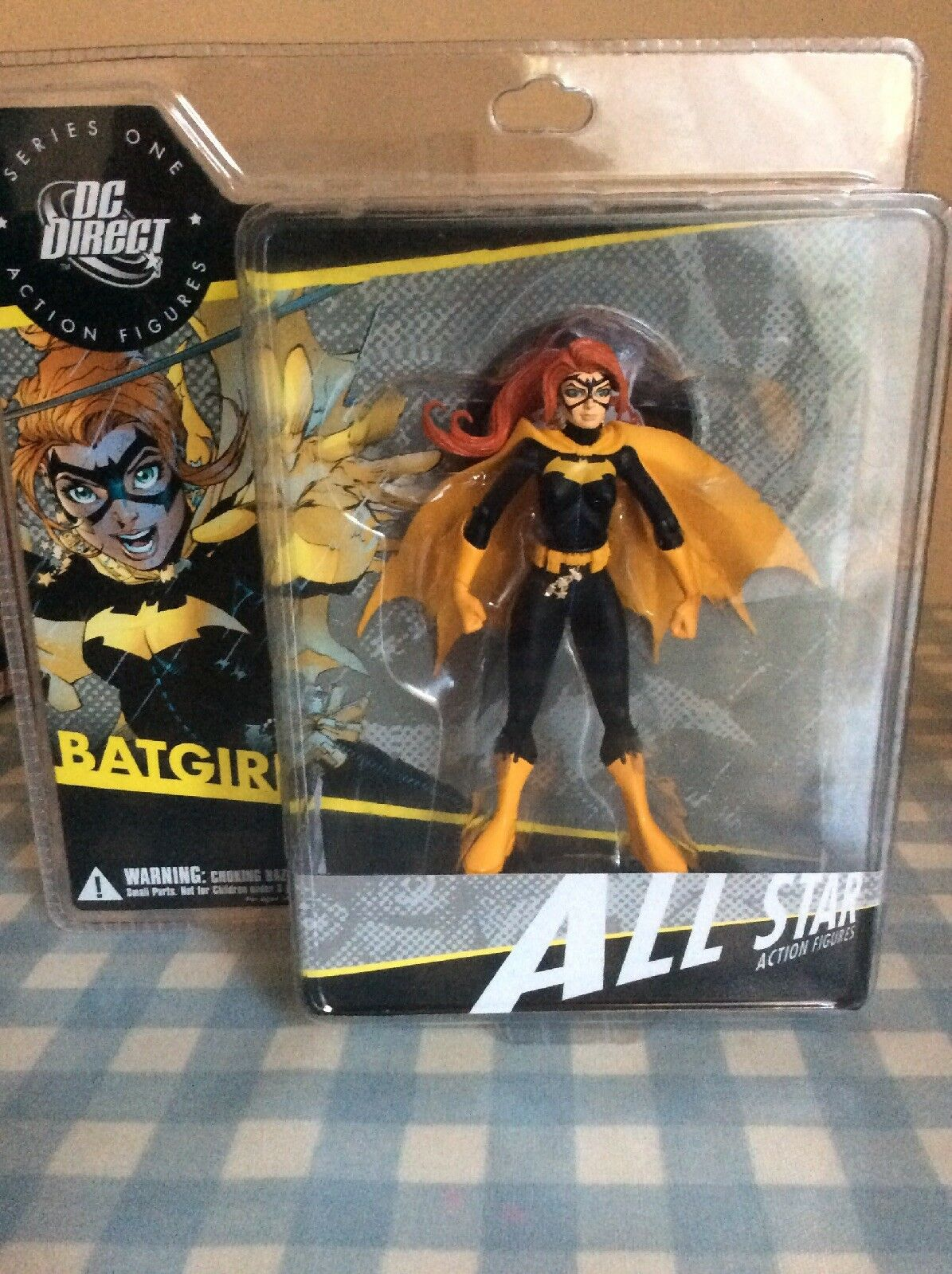 DC Comics DC Direct All Star Series One Batgirl JIM LEE
