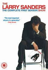DVD:THE LARRY SANDERS SHOW - COMPLETE SEASON ONE - NEW Region 2 UK