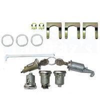 68 Camaro Ignition Door Glove & Trunk Lock Kit - Original Key Style 289