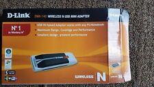 D-LINK DWA-140 WIRELESS N USB ADAPTER WINDOWS 10 DRIVER