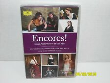 Encores Great Performances at the Met (DVD, 2015)