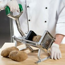38 Heavy Duty French Fry Cutter Potato Slicer Commercial Restaurant Veggie New