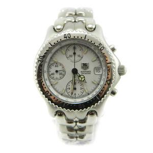 TAG-HEUER-Link-Sel-Automatic-Watch-orologio-CHRONO-uomo-CG-2110-RO-montre-reloj