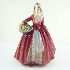 doulton figurines Vintage