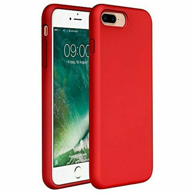 Miracase Categories iPhone 8 Plus Silicone Case 7 GEL Rubber Full Body Cover