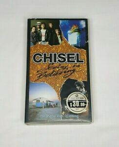 Chisel-Seeing-Is-Believing-VHS-Cold-Chisel-Video-Cassette-Tape