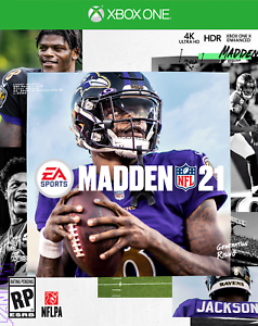 Multilanguage MADDEN NFL 21 Xbox One Digital Download