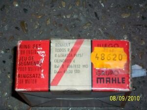 NOS-KIT-SEGMENTOS-MAHLE-DIAMETRO-65-MM-STD-RENAULT-R8-R6-75