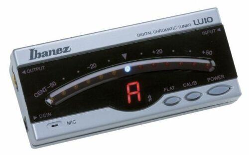 Accordatore Cromatico IBANEZ LU10 Grande Display Digitale Luminoso