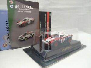 KYOSHO 1/64 Lancia Stratos HF No.4 Diecast Model Car F/Shipping  F/Japan
