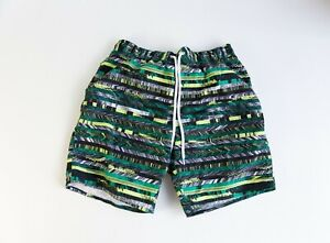 Speedo-Board-Shorts-Size-S-Green-Print-Swimming-Beach-Surf-Skate-Pool