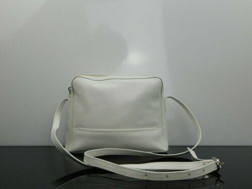 Vintage Schultertasche Handtasche Damen Hochzeit Umhängetasche weiß 10-2237-01