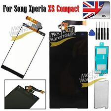 For Sony Xperia Z5 Compact Mini E5803 E5823 LCD Touch Screen Digitizer Display