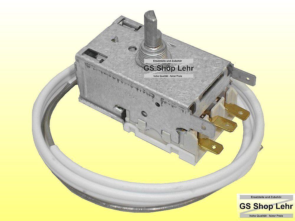 Aeg Kühlschrank Thermostat : Ranco k l thermostat kühlschrank liebherr miele ebay