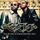 All My Life: Their Greatest Hits by K-Ci & JoJo (CD, Feb-2005, Geffen)