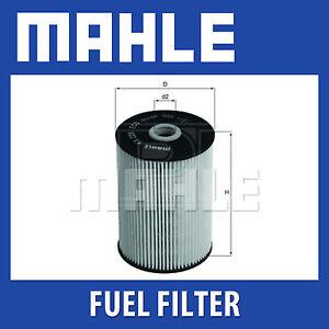 Mahle-Filtro-De-Combustible-KX228D-Se-ajusta-Audi-Seat-Skoda-VW-Genuine-Part