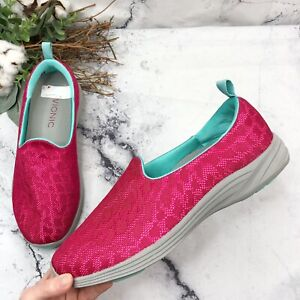 NEW VIONIC Hydra Slip On Sneaker Shoes