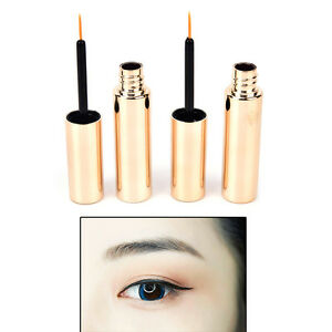 3b2bf063d71 1/5pcs 8ML Empty Gold Mascara Tube Eyelash Cream Vial/Bottle ...