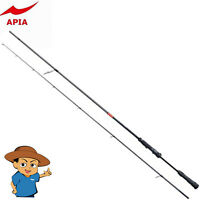 Apia Foojin'r Rock&storm 110h 11' Heavy Fishing Spinning Rod Pole From Japan