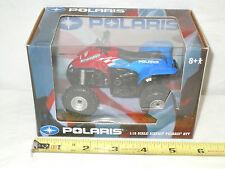 Polaris 500 Scrambler Four Wheeler  Freedom Series Edition  1/18th Scale By Ertl