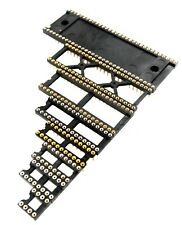 Machined Pin Ic Sockets 8 Pin To 64 Pin 03 To 09