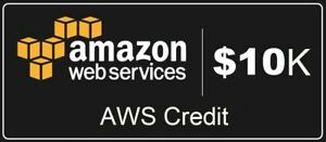 AWS-Amazon-Web-Services-10-000-credit-apply-to-your-account-valid-2-years